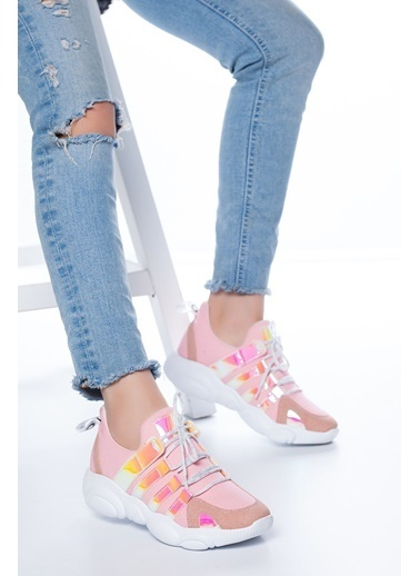 Mask Sneakers Pudra